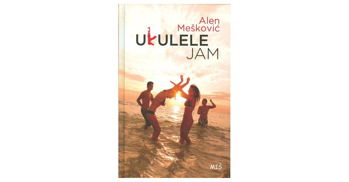 Ukulele jam - Alen Mešković   Menschenrechtaufnahrung.org
