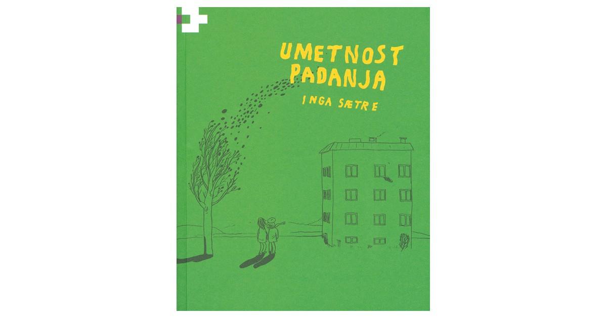 Umetnost padanja - Inga Sætre   Menschenrechtaufnahrung.org