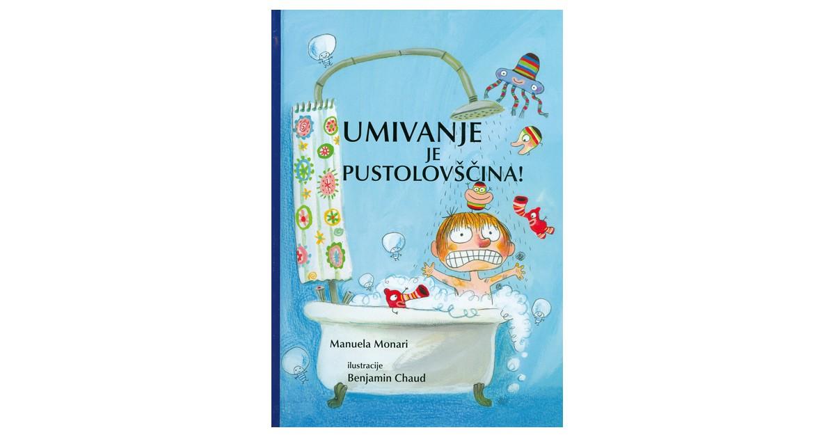 Umivanje je pustolovščina! - Manuela Monari | Fundacionsinadep.org
