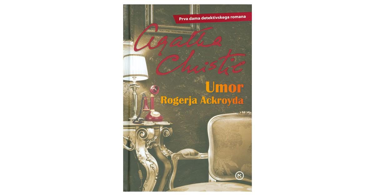 Umor Rogerja Ackroyda - Agatha Christie   Fundacionsinadep.org