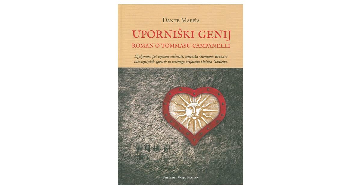 Uporniški genij - Dante Maffìa | Fundacionsinadep.org
