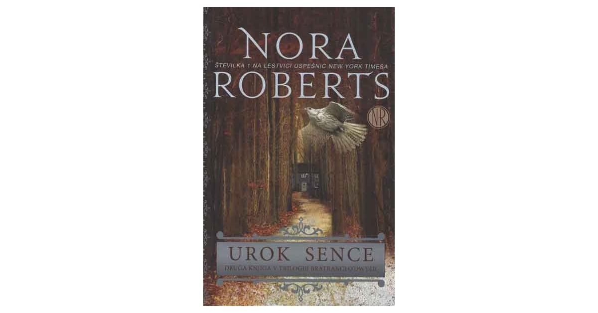 Urok sence - Nora Roberts   Menschenrechtaufnahrung.org