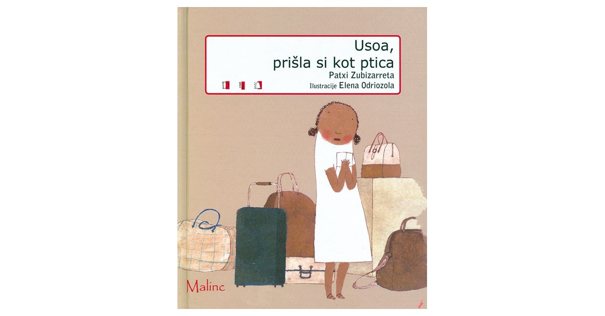 Usoa, prisla si kot ptica/Usoa, llegaste por el aire - Patxi Zubizarreta | Menschenrechtaufnahrung.org