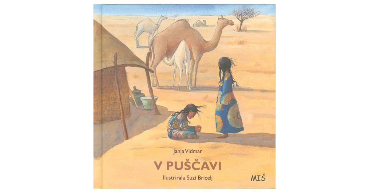 V puščavi - Janja Vidmar | Menschenrechtaufnahrung.org