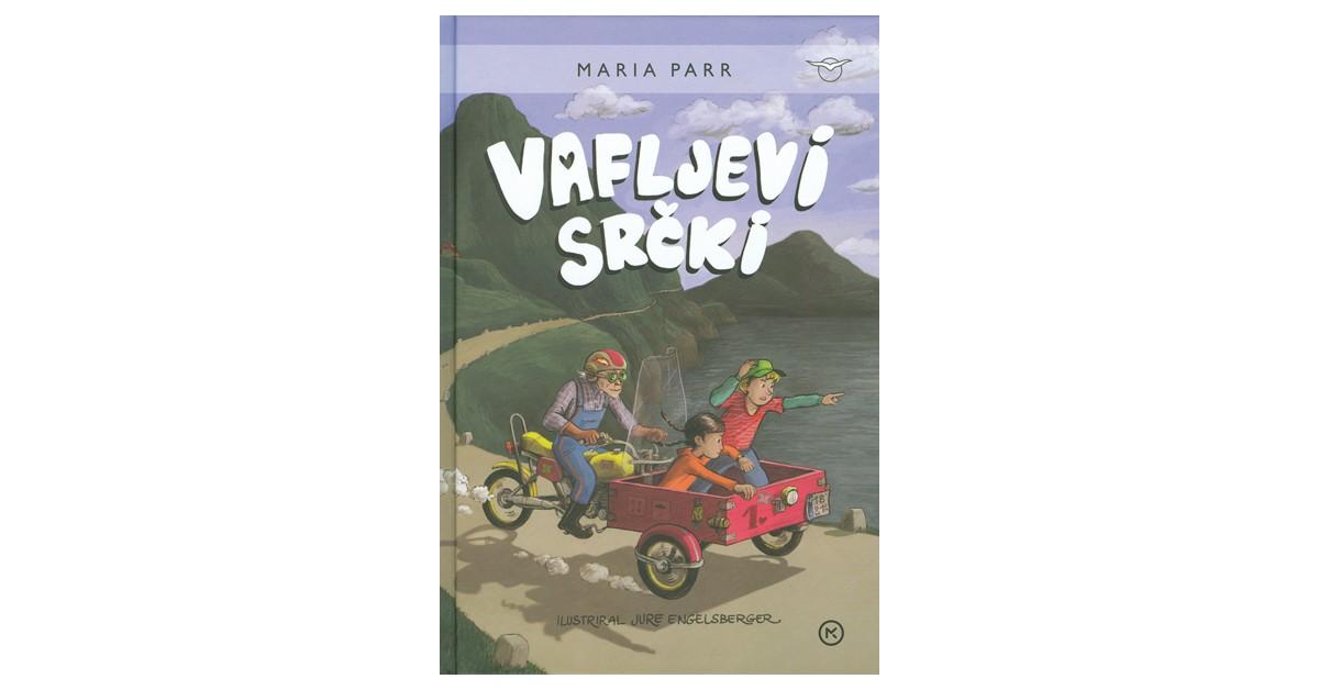 Vafljevi srčki - Maria Parr | Fundacionsinadep.org
