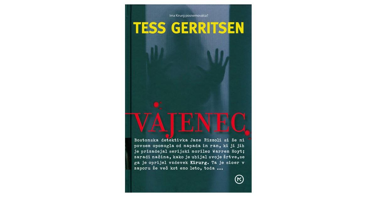 Vajenec - Tess Gerritsen | Menschenrechtaufnahrung.org