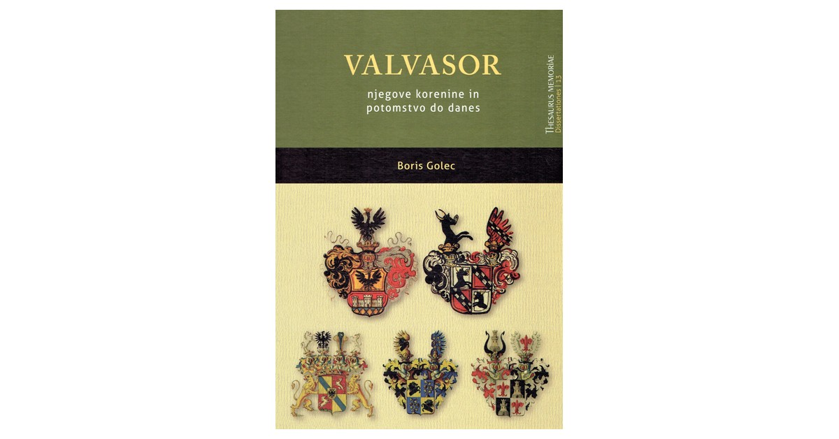 Valvasor - Boris Golec | Fundacionsinadep.org