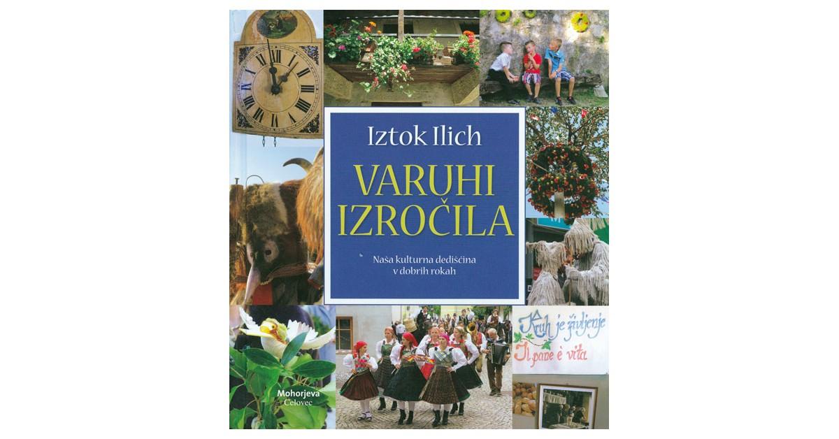 Varuhi izročila - Iztok Ilich | Fundacionsinadep.org