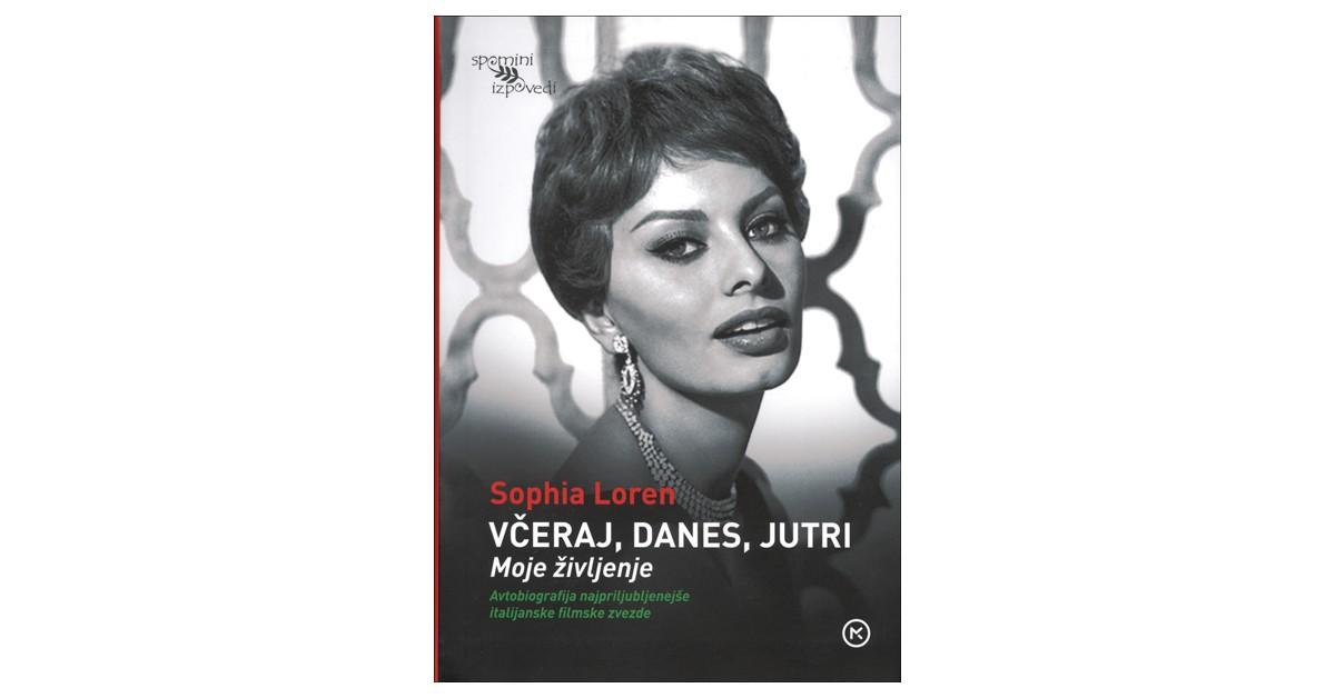 Včeraj, danes, jutri - Sophia Loren   Menschenrechtaufnahrung.org