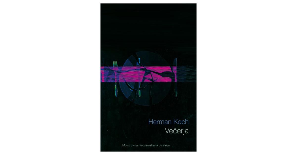 Večerja - Herman Koch | Menschenrechtaufnahrung.org