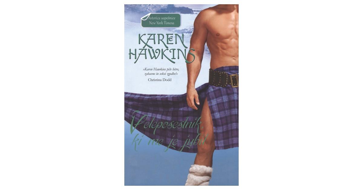Veleposestnik, ki me je ljubil - Karen Hawkins | Fundacionsinadep.org