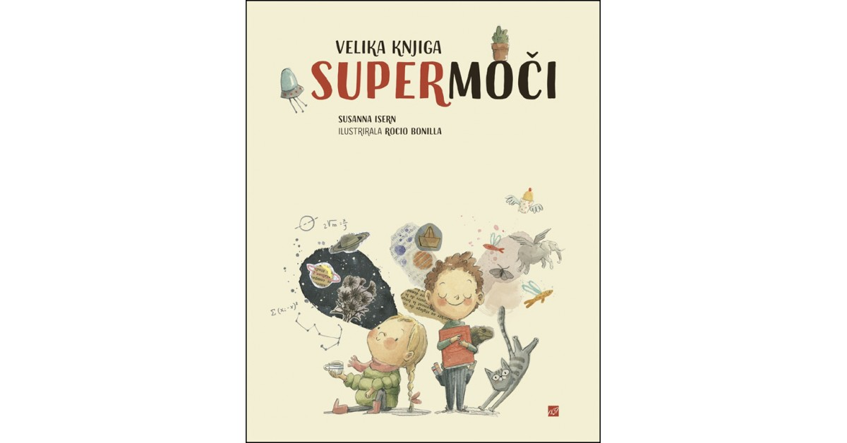 Velika knjiga supermoči - Susanna Isern   Menschenrechtaufnahrung.org
