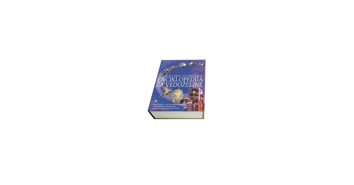 Velika otroška enciklopedija za vedoželjne