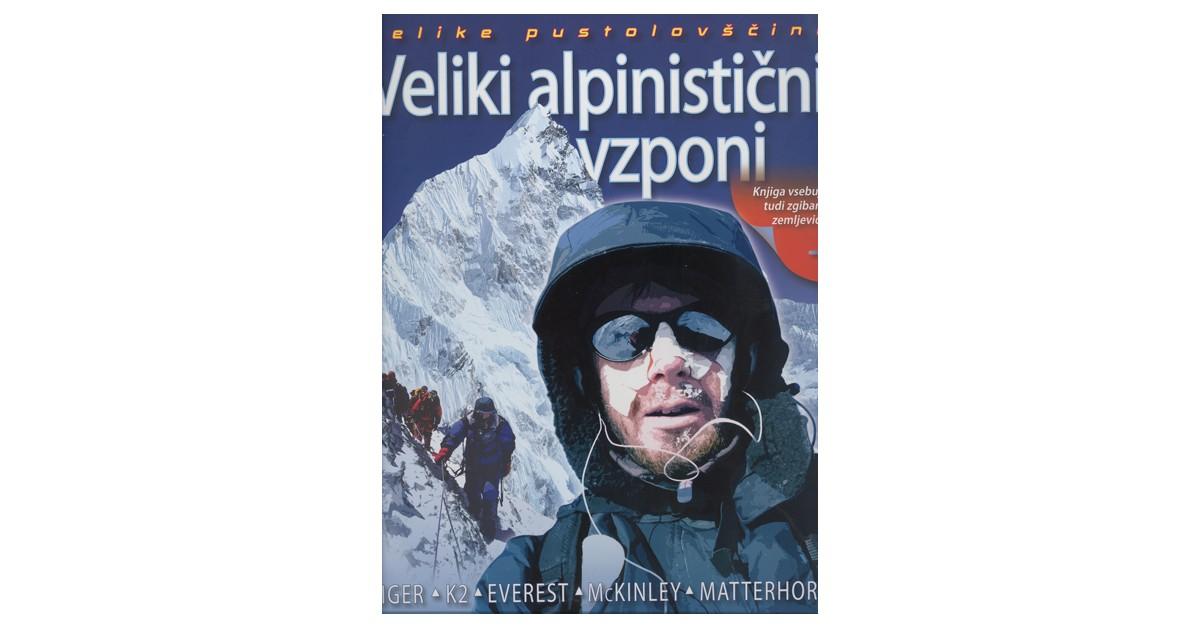 Veliki alpinistični vzponi - John Cleare   Fundacionsinadep.org