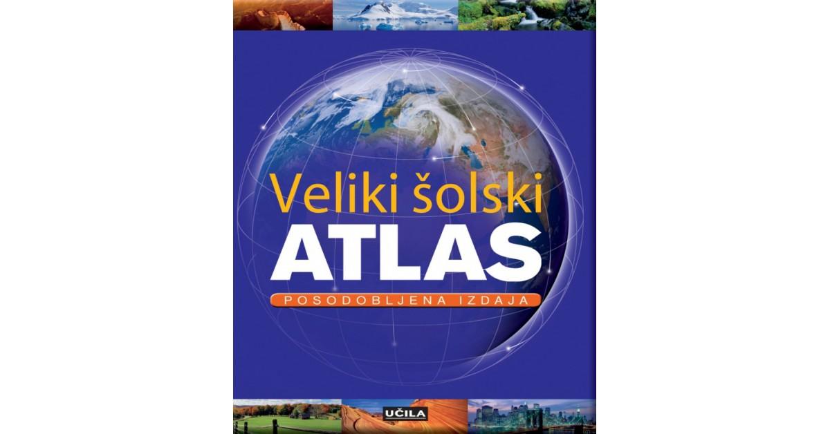 Veliki šolski atlas