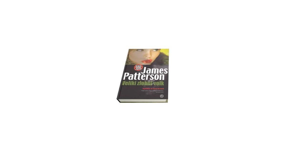 Veliki zlobni volk - James Patterson | Menschenrechtaufnahrung.org