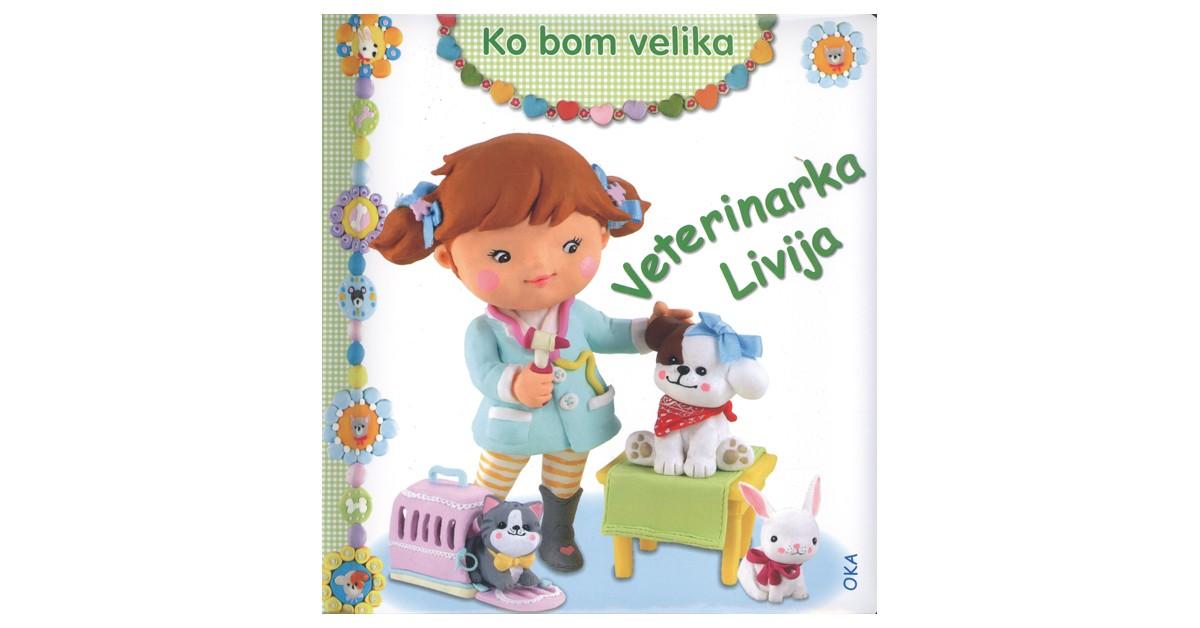 Veterinarka Livija - Émilie Beaumont | Fundacionsinadep.org