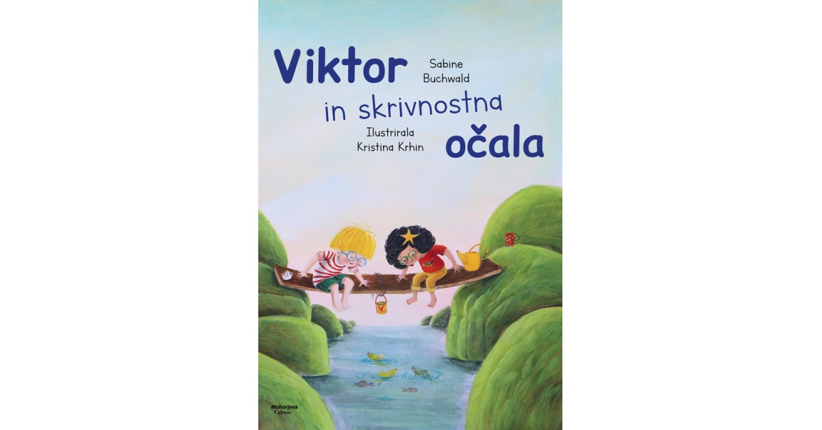 Viktor in skrivnostna očala - Sabine Buchwald | Menschenrechtaufnahrung.org