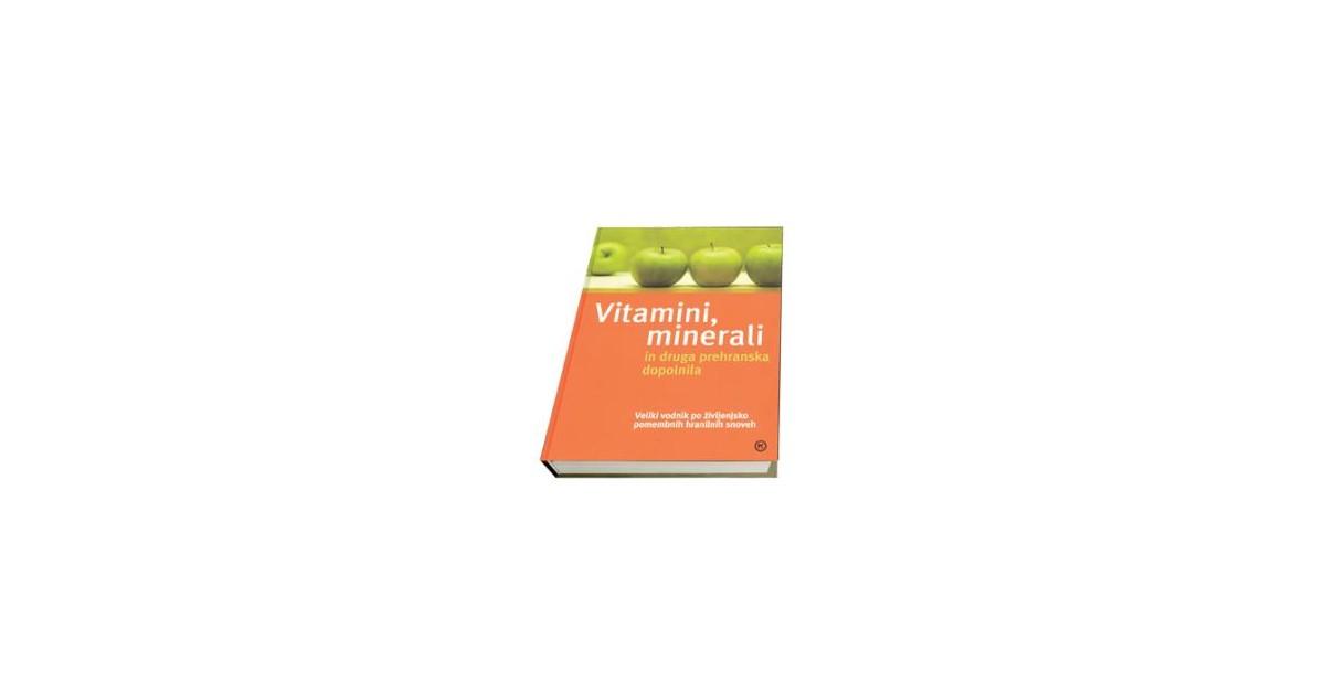 Vitamini, minerali in druga prehranska dopolnila