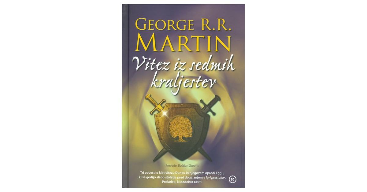 Vitez iz sedmih kraljestev - George R. R. Martin | Fundacionsinadep.org