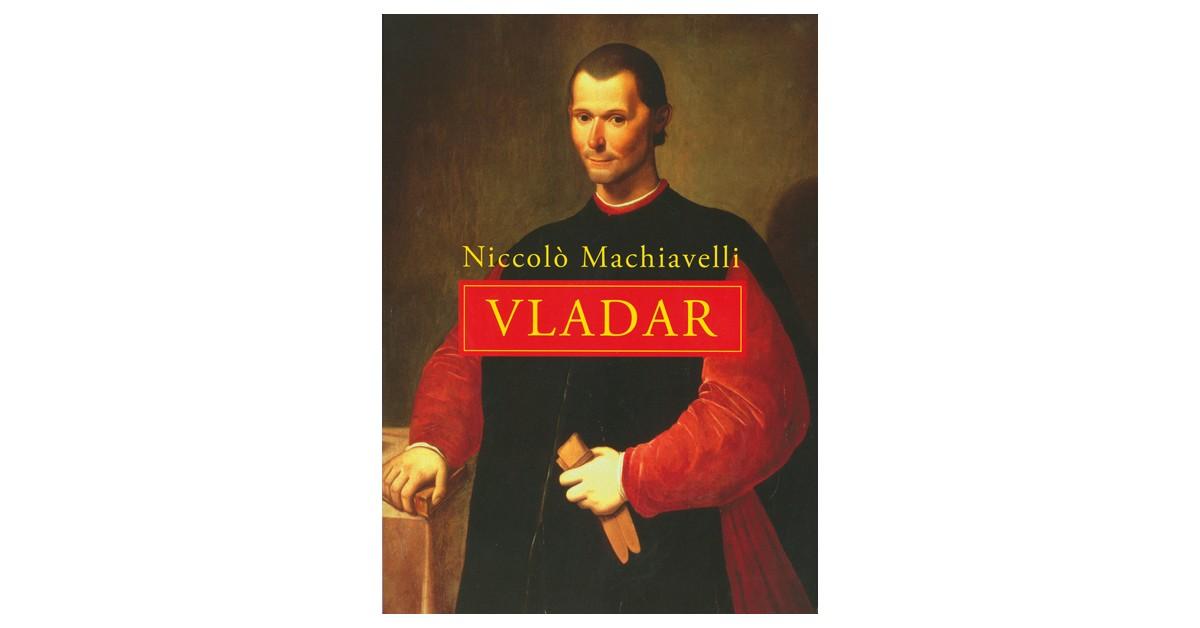 Vladar - Niccolo Machiavelli | Fundacionsinadep.org