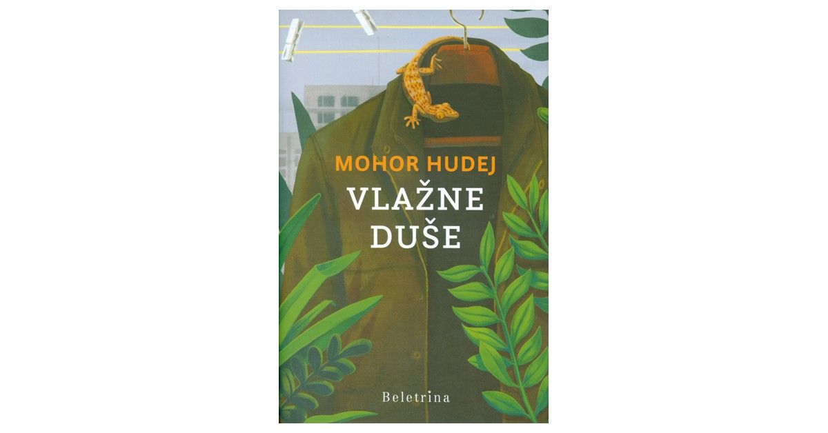 Vlažne duše - Mohor Hudej | Fundacionsinadep.org