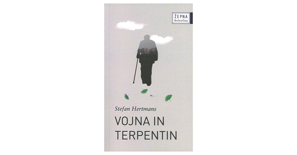 Vojna in terpentin - Stefan Hertmans | Fundacionsinadep.org