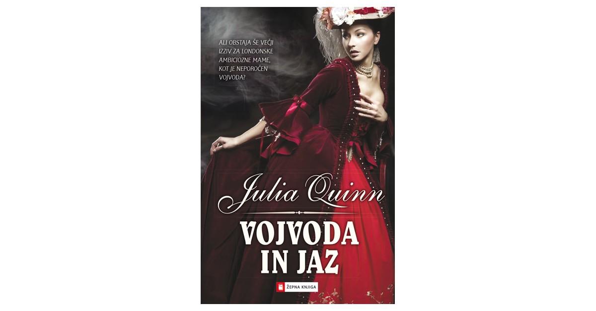 Vojvoda in jaz - Julia Quinn   Fundacionsinadep.org