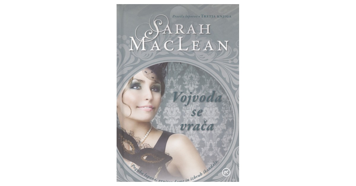 Vojvoda se vrača - Sarah MacLean | Menschenrechtaufnahrung.org