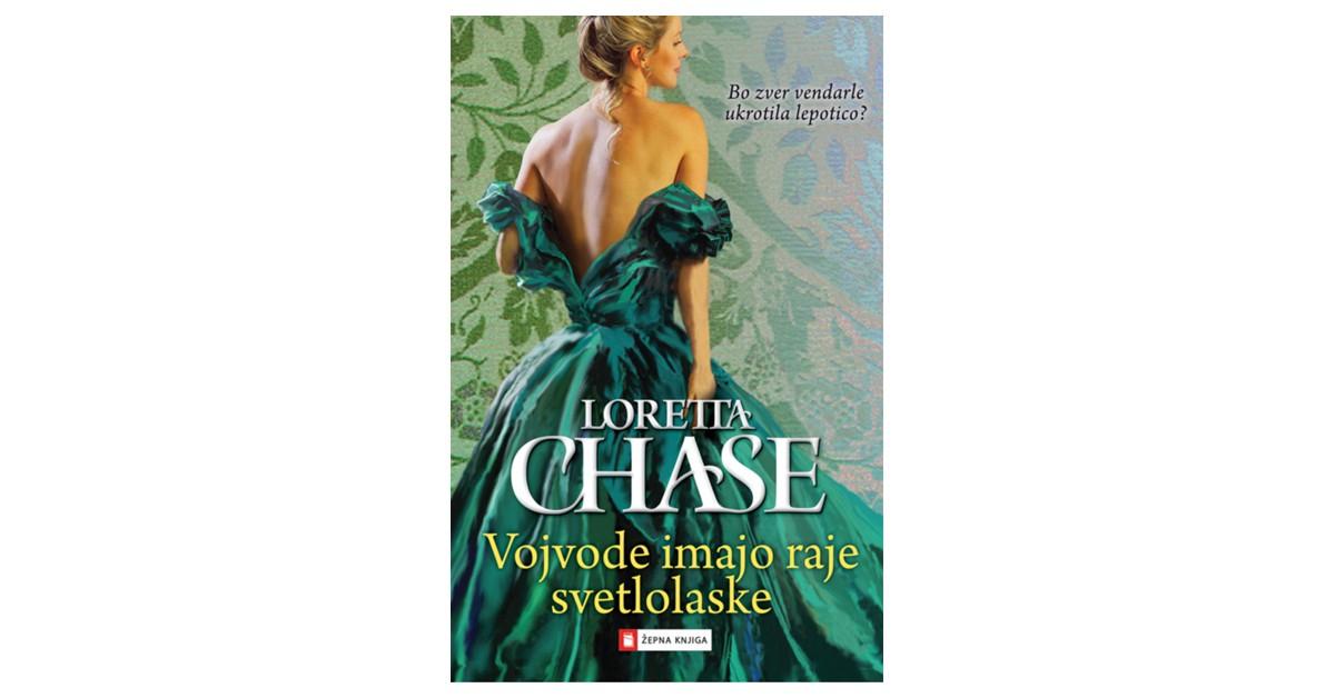 Vojvode imajo raje svetlolaske - Loretta Chase | Menschenrechtaufnahrung.org