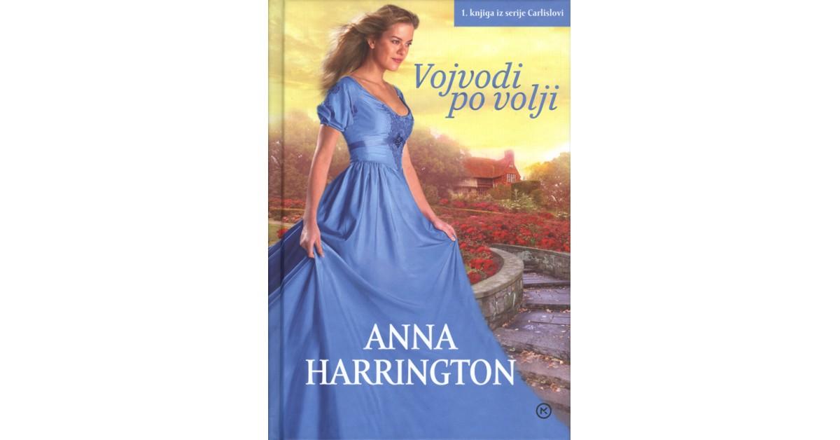 Vojvodi po volji - Anna Harrington | Fundacionsinadep.org