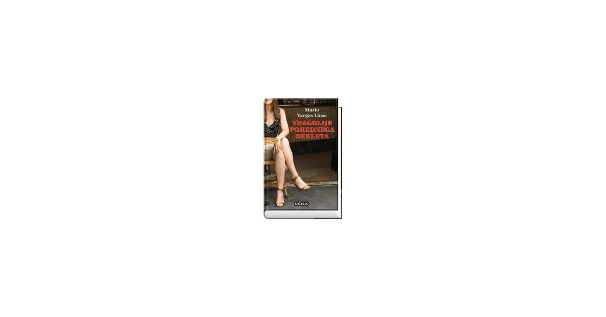 Vragolije porednega dekleta - Mario Vargas Llosa | Menschenrechtaufnahrung.org