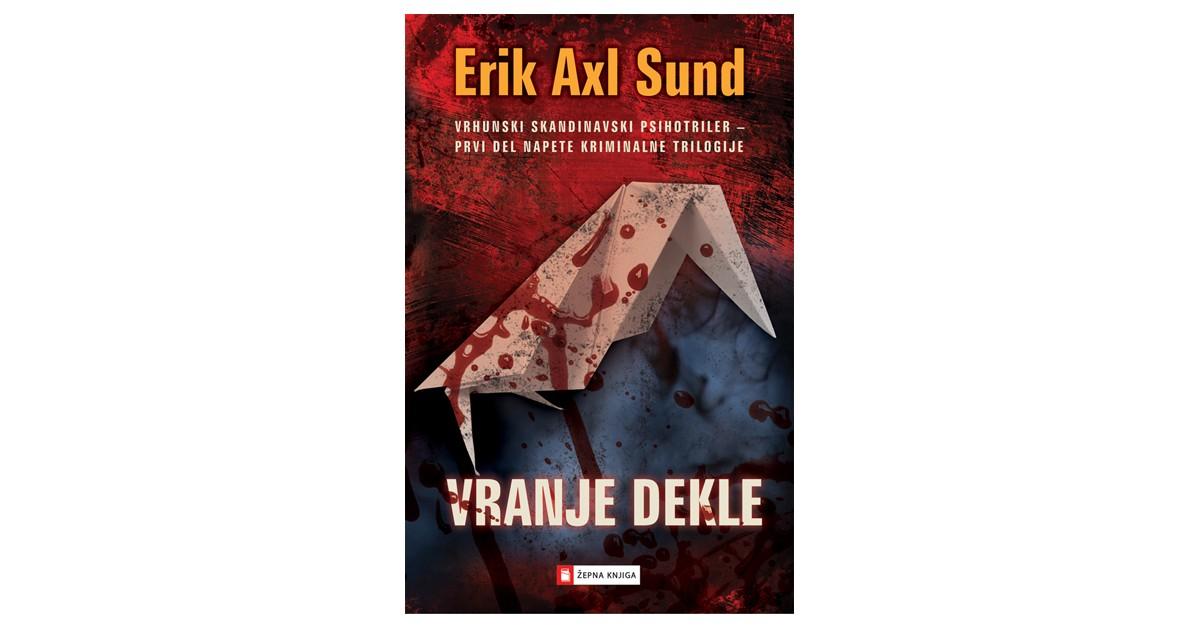 Vranje dekle - Erik Axl Sund | Menschenrechtaufnahrung.org