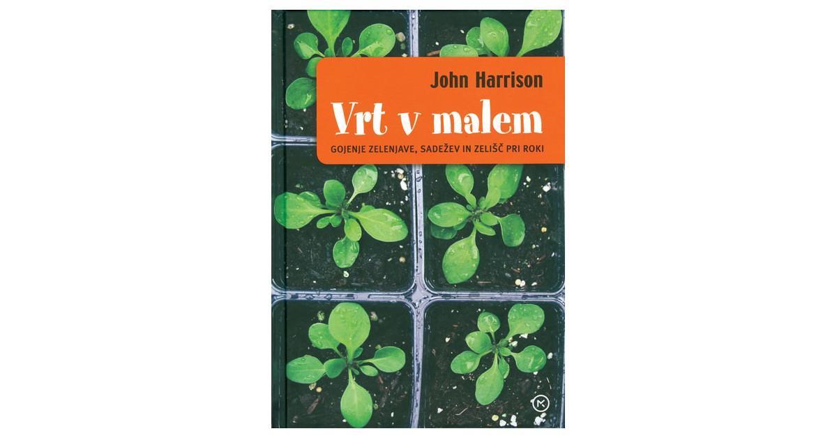 Vrt v malem - John Harrison | Fundacionsinadep.org