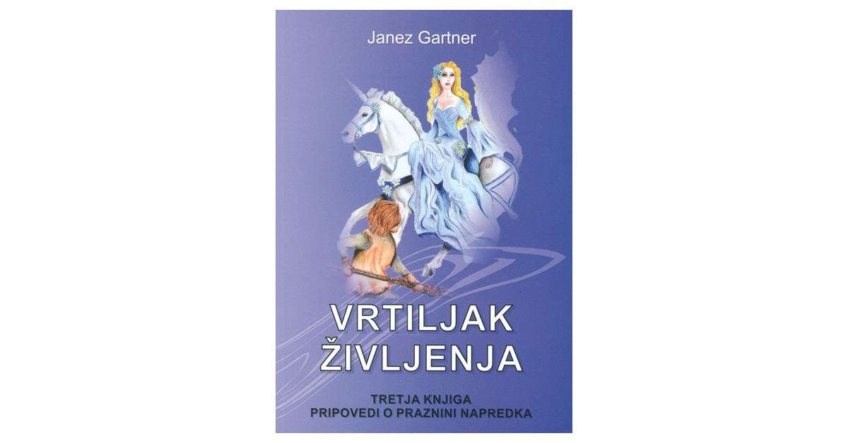 Vrtiljak življenja - Janez Gartner | Fundacionsinadep.org