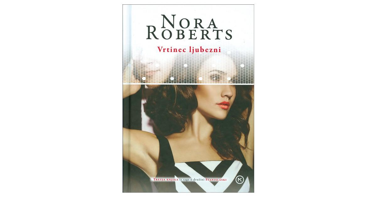 Vrtinec ljubezni - Nora Roberts | Menschenrechtaufnahrung.org