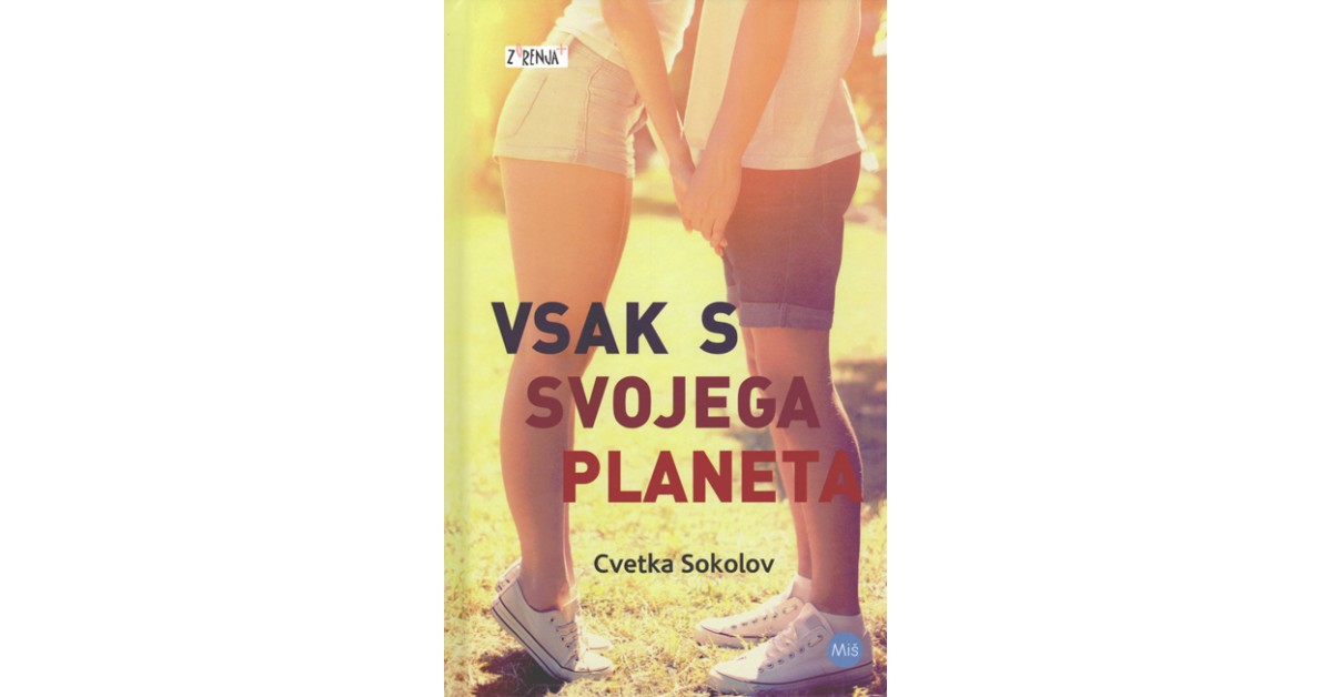 Vsak s svojega planeta - Cvetka Sokolov | Menschenrechtaufnahrung.org