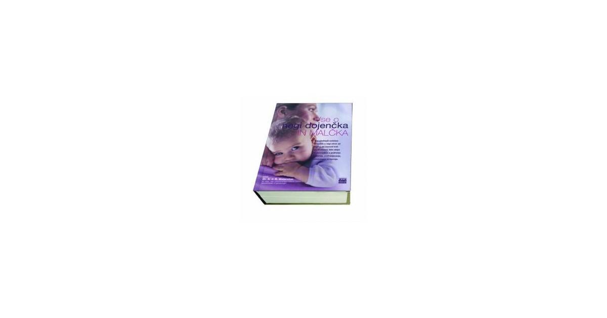 Vse o negi dojenčka in malčka - A. J. R. Waterston   Fundacionsinadep.org