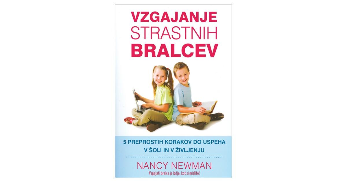 Vzgajanje strastnih bralcev - Nancy Newman | Menschenrechtaufnahrung.org
