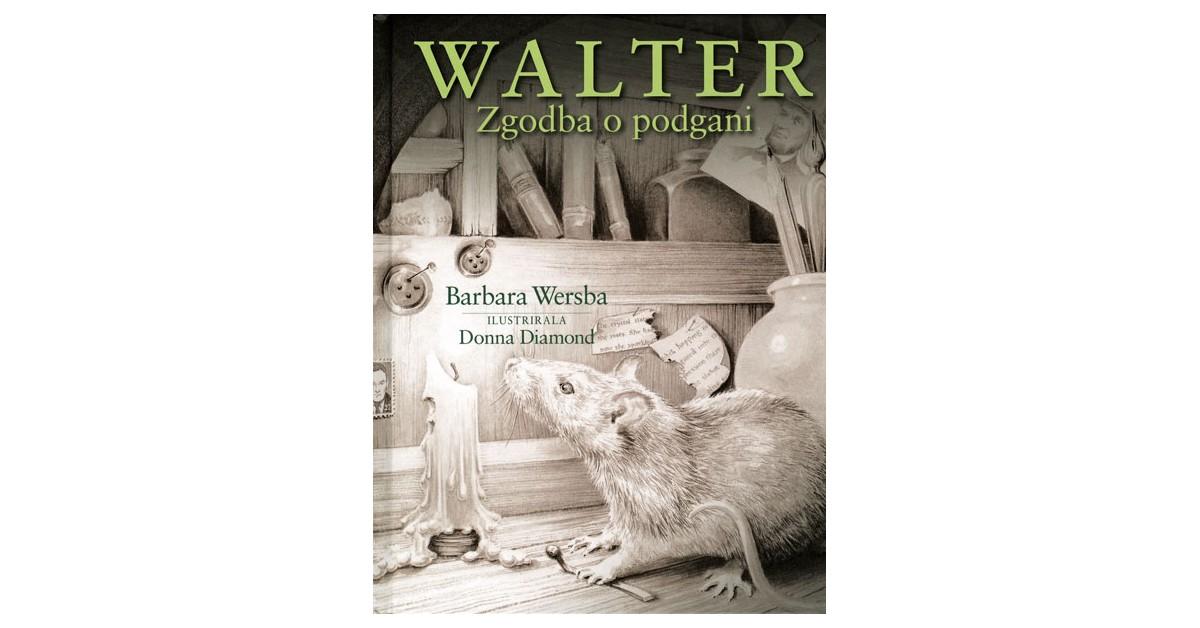 Walter - Barbara Wersba   Menschenrechtaufnahrung.org