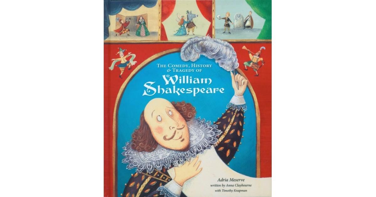 William Shakespeare - Anna Claybourne | Fundacionsinadep.org