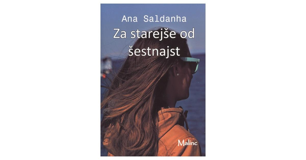Za starejše od šestnajst - Ana Saldanha | Fundacionsinadep.org