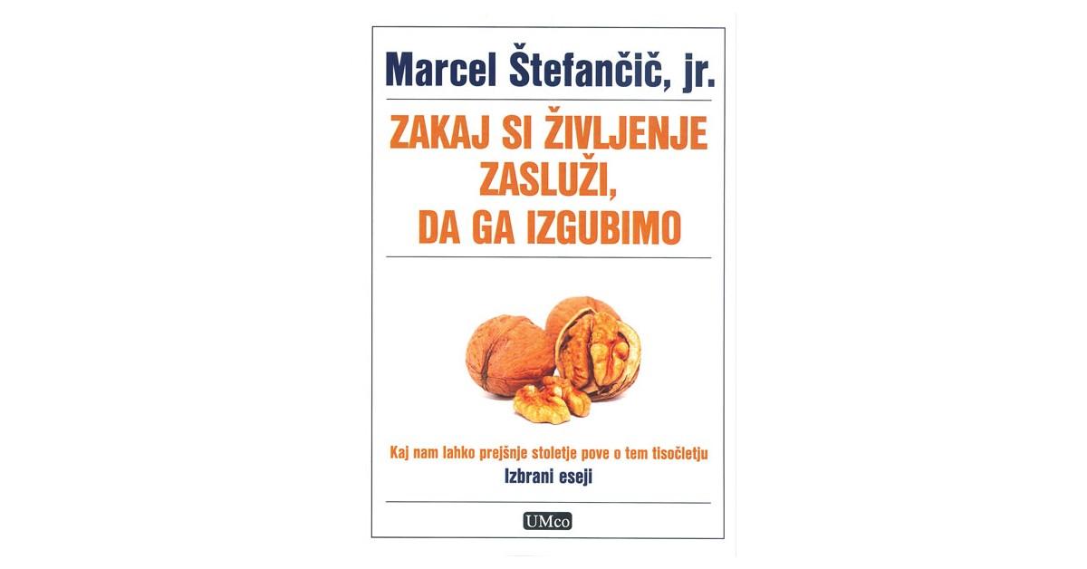 Zakaj si življenje zasluži, da ga izgubimo - Marcel Štefančič, jr.   Menschenrechtaufnahrung.org