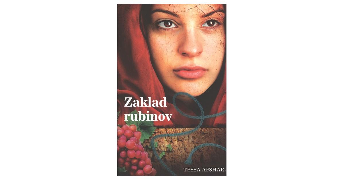 Zaklad rubinov - Tessa Afshar, Irena Modrijan   Menschenrechtaufnahrung.org