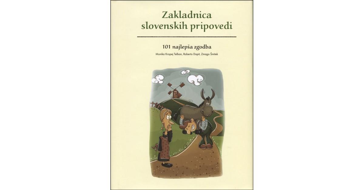 Zakladnica slovenskih pripovedi