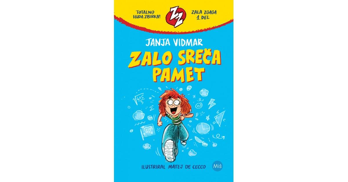 Zalo sreča pamet - Janja Vidmar | Fundacionsinadep.org