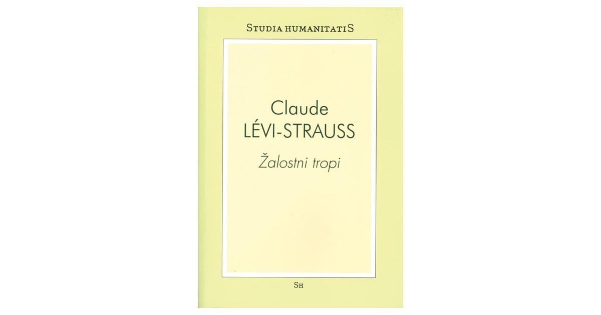 Žalostni tropi - Claude Lévi-Strauss   Fundacionsinadep.org