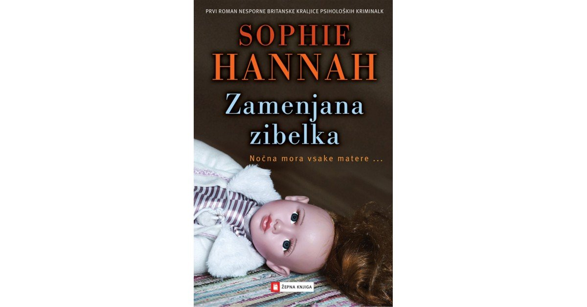 Zamenjana zibelka - Sophie Hannah | Menschenrechtaufnahrung.org