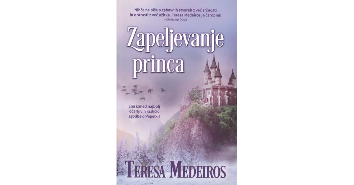 Zapeljevanje princa - Teresa Medeiros | Menschenrechtaufnahrung.org