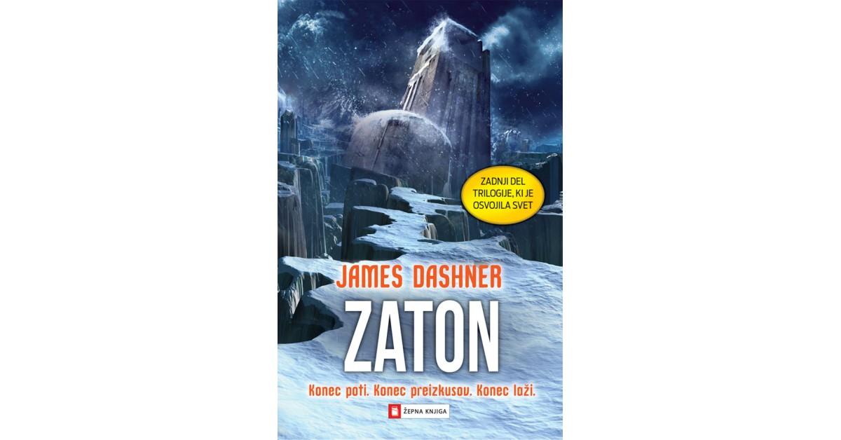 Zaton - James Dashner | Fundacionsinadep.org